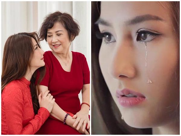 Sao Việt xót xa khi nghe tin mẹ Diễm My 9x vừa qua đời ở tuổi 58