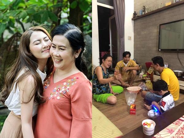 Bất ngờ với mối quan hệ hiện tại giữa mẹ ruột Ngọc Lan với con rể cũ Thanh Bình