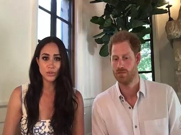 Meghan Markle công bố tên quỹ từ thiện mới rất độc lạ và khen chồng hết lời nhưng Harry lại bị mỉa mai núp bóng vợ