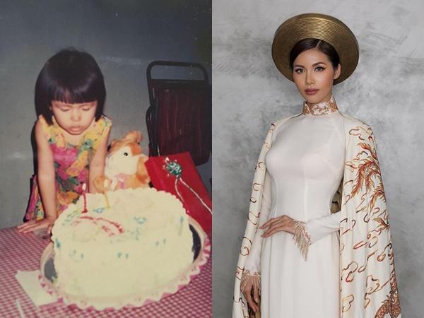 Giữa thời điểm bị người khác chơi xấu tại Miss Supranational, Minh Tú được người nhà động viên bằng cách này