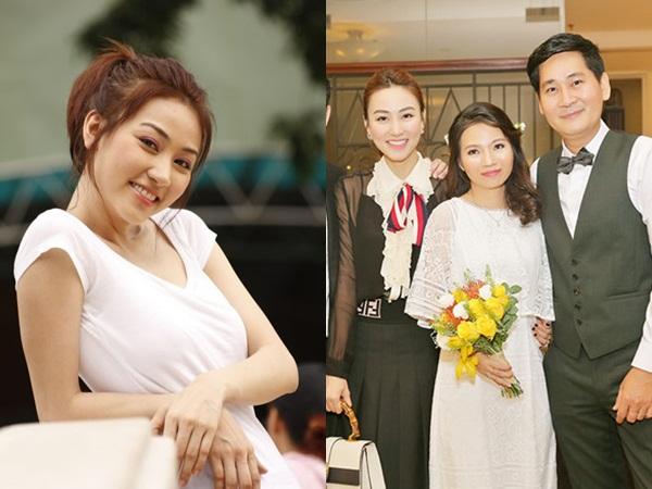 Dự tiệc cưới đạo diễn Lê Minh, Ngân Khánh bất ngờ trúng quà trị giá 100 triệu cùng số vàng 'khủng'
