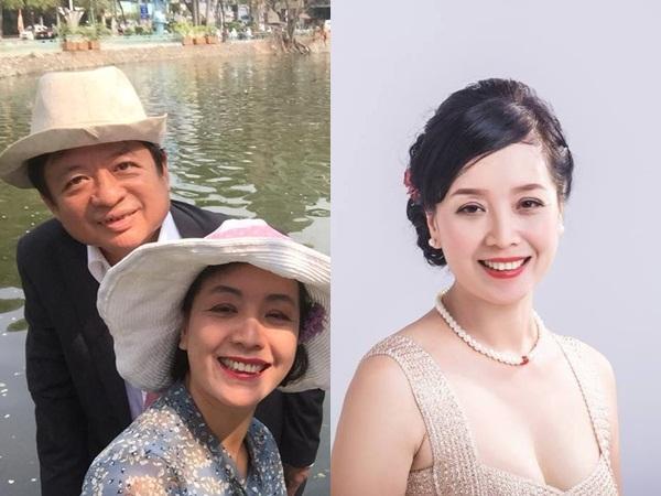 Nghệ sĩ Chiều Xuân bất ngờ làm điều này với ông xã nhân kỷ niệm 30 năm ngày cưới