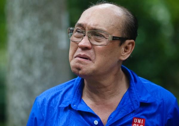 Nghệ sĩ Duy Phương nhập viện sau ồn ào với Lê Giang