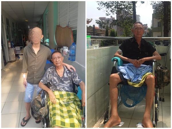 Bệnh trở nặng, nghệ sĩ Lê Bình bị liệt nửa người, sự sống mong manh từng ngày
