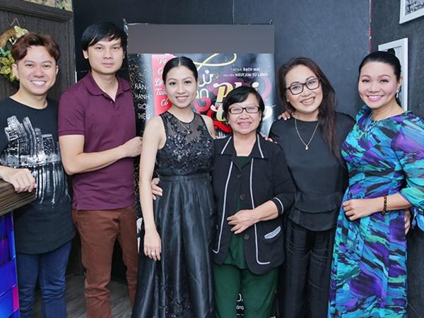 Ngọc Huyền, Kim Tử Long diễn lại 'Xử án Phi Giao' sau 17 năm