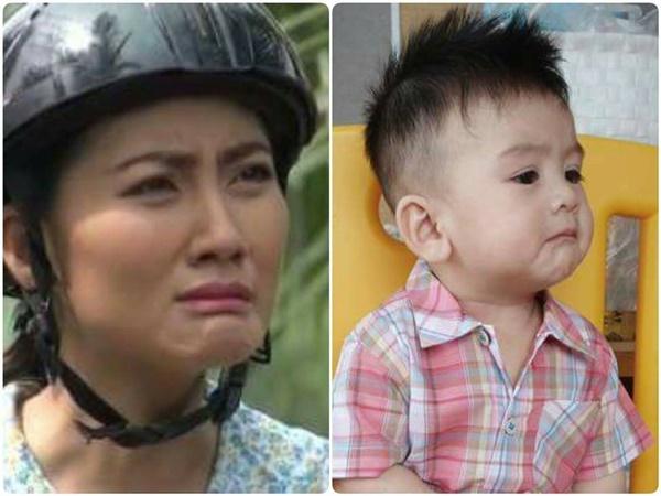 Ngọc Lan mừng 'rớt nước mắt' vì lần đầu phát hiện con trai có điểm đặc biệt giống mình