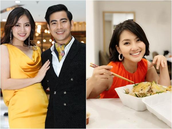 Ngọc Lan ngày càng xinh đẹp và gợi cảm, tích cực 'thả thính' hậu ly hôn Thanh Bình