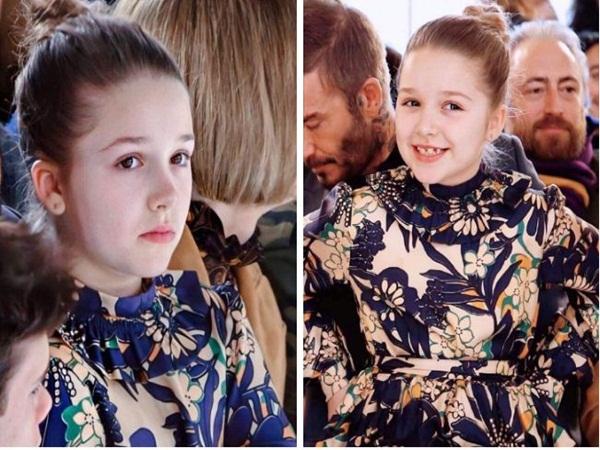 Nguyên nhân nào khiến con gái của David Beckham dù xinh như 1 nàng công chúa nhưng luôn bị chê trách?