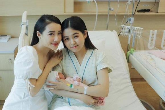 Nhã Phương vào thăm em dâu khi sinh bé thứ hai: Dân mạng lại lo lắng điều này