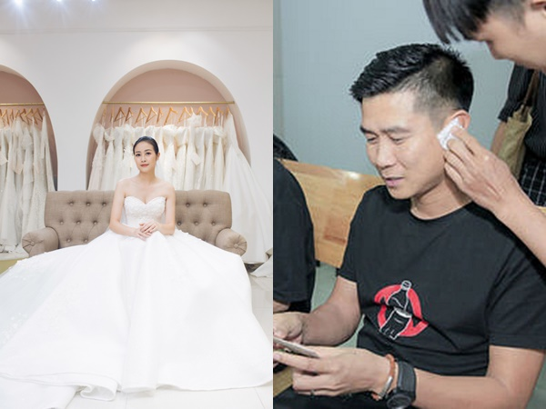 """Nhận thiệp cưới từ Phí Linh, Hồ Hoài Anh ngơ ngác: """"Đang yên đang lành sao cưới?"""""""