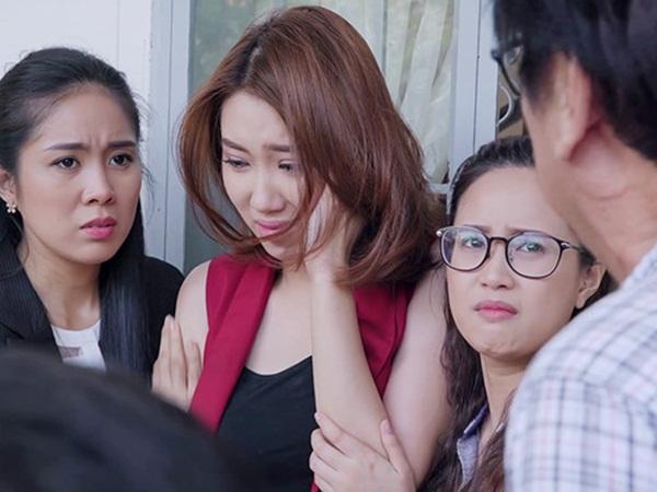 Nhân vật gây ức chế nhất và ăn tát nhiều nhất màn ảnh Việt 2018