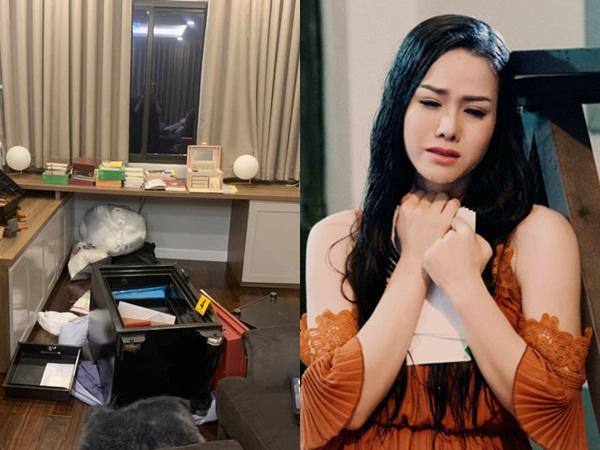 Biệt thự của ca sĩ Nhật Kim Anh bị trộm đột nhập, mất số tài sản lên đến 5 tỷ đồng