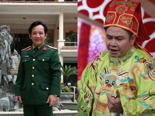 Những nghệ sĩ Việt mang quân hàm công an, quân đội