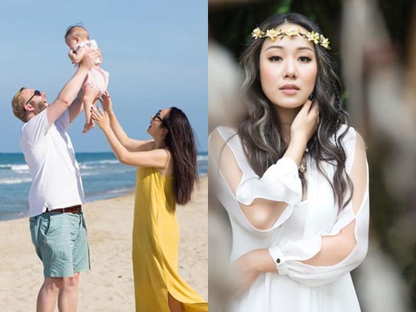 Niềm hạnh phúc lớn lao và hành trình làm mẹ khó khăn của Hoa hậu Ngô Phương Lan