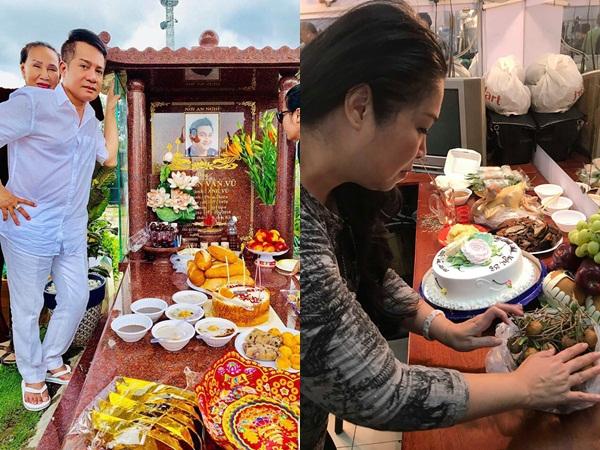 NSND Hồng Vân nghẹn ngào nhớ cố nghệ sĩ hài Anh Vũ