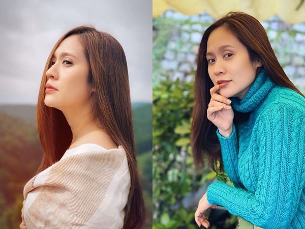 Ở tuổi 38, mẹ hai con Thanh Thúy vẫn trẻ đẹp như gái đôi mươi, ai nhìn cũng mê