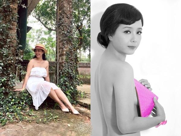 Dù đã lên chức bà, NSƯT Chiều Xuân vẫn diện váy cúp ngực khoe vòng 1 nóng bỏng khiến dân tình 'phát sốt'