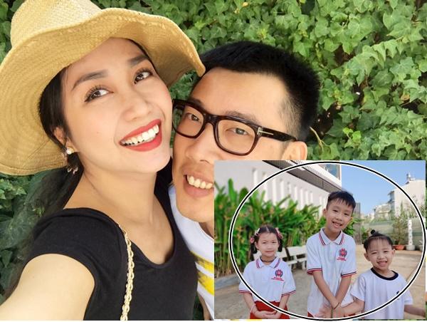 Ốc Thanh Vân tâm sự về chuyện kiếm tiền, răn dạy 3 con cách sống