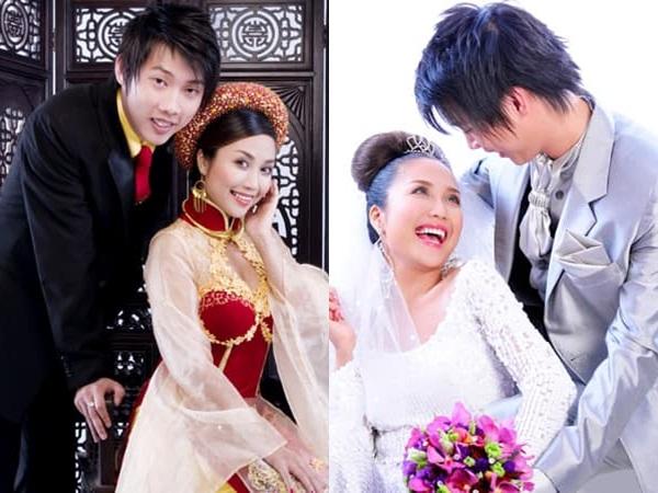 Ốc Thanh Vân tung bộ ảnh cưới cách đây 11 năm, lộ 'bí mật' về chiếc váy cưới cất giữ nhiều năm