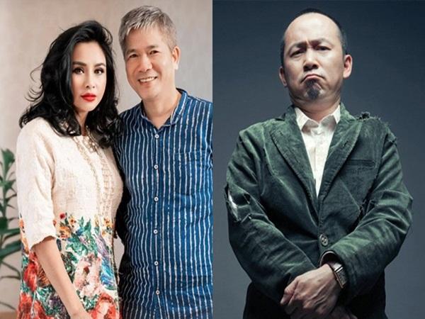 Phản ứng bất ngờ của nhạc sĩ Quốc Trung khi ca sĩ Thanh Lam công khai bạn trai bác sĩ