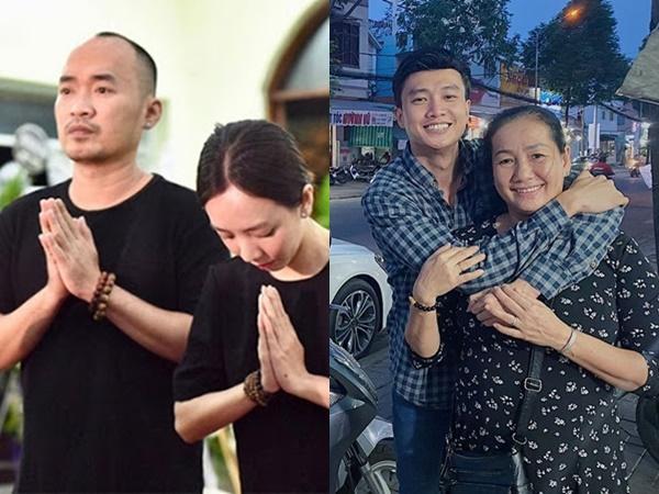 Quốc Trường đau xót vì người thân qua đời, sao Việt gửi lời chia buồn