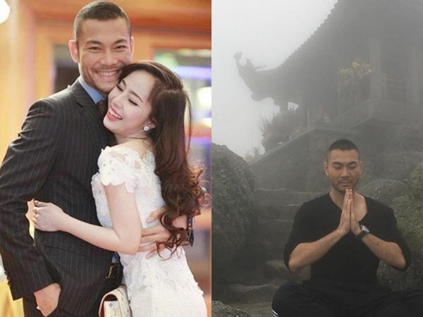 Quỳnh Nga một mình đối diện với bão tin đồn ly hôn, Doãn Tuấn đang ở đâu và làm gì?