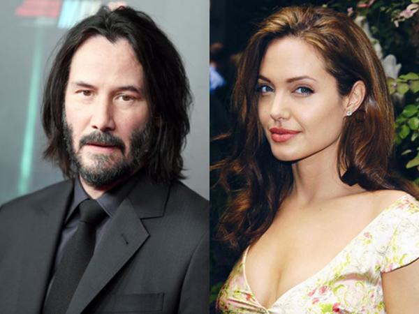 """Rầm rộ tin Angelina Jolie hẹn hò tài tử """"Ma Trận"""", tiếp cận cả mẹ tình mới vì lâu lắm mới mê một người đàn ông đến vậy sau Brad Pitt?"""
