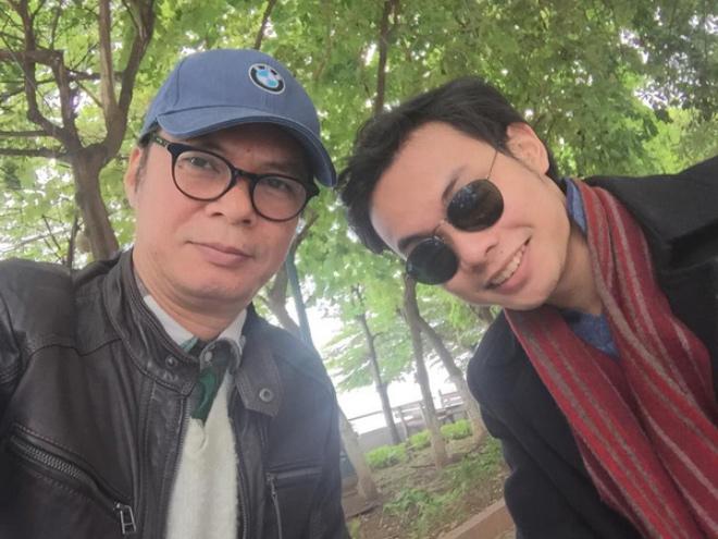Sau 3 đời vợ, NSƯT Trần Lực lên chức ông nội ở tuổi 58