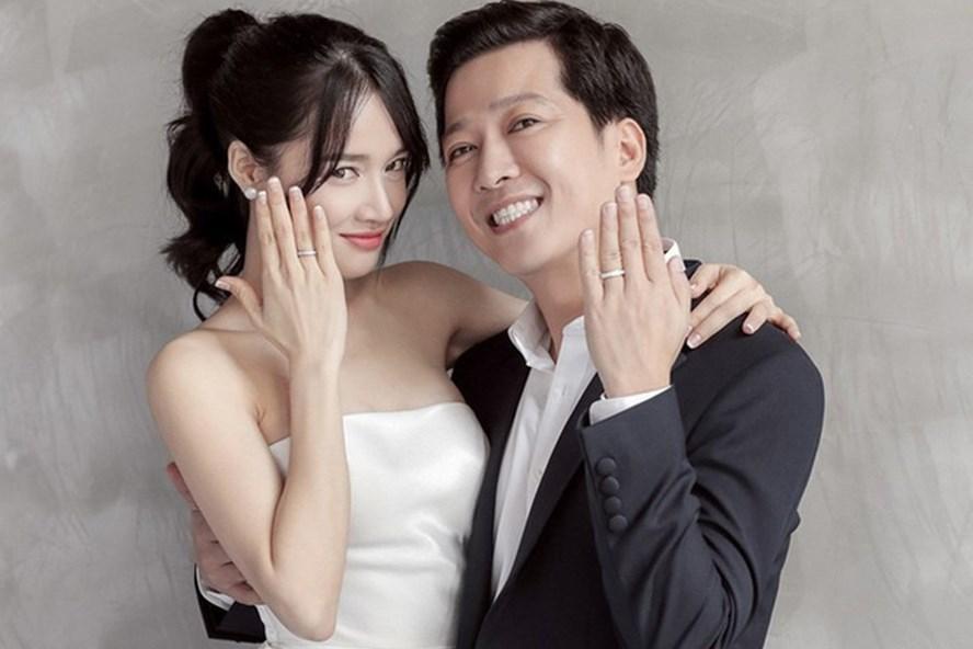 Sau 5 tháng kết hôn, Nhã Phương và Trường Giang mới làm điều đặc biệt này cho nhau