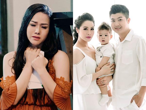 Sau khi tố chồng cũ cản trở gặp con, Nhật Kim Anhghê sợ hành động không khác nào 'giết người' này