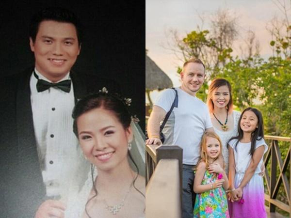 Sau ly hôn, vợ cũ Việt Anh lấy chồng Tây, hưởng cuộc sống khó ngờ