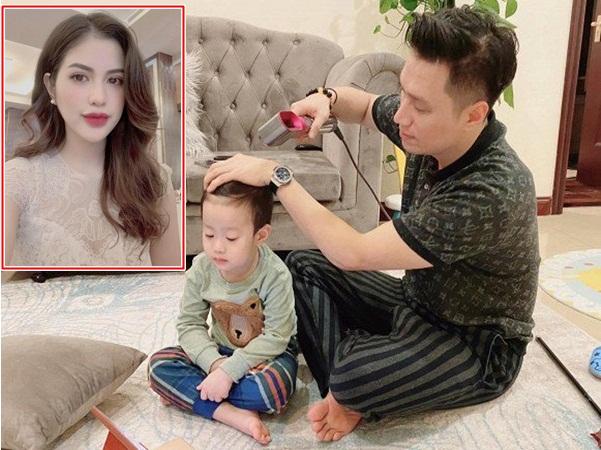 Sau ly hôn, vợ cũ Việt Anh vẫn thoải mái làm điều này với chồng cũ, lại còn chê 'bụng to như sắp đẻ'