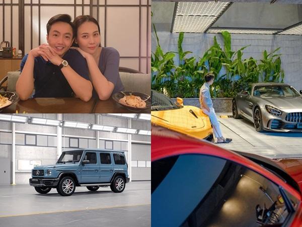 Sinh con chưa lâu, vợ Cường Đô la được chồng cưng chiều hết nấc, mua tặng siêu xe hơn 10 tỷ