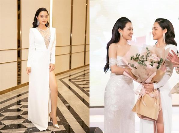 Sinh nhật Nhã Phương mà Phạm Quỳnh Anh đẹp lấn át cả nhân vật chính lẫn toàn bộ khách mời