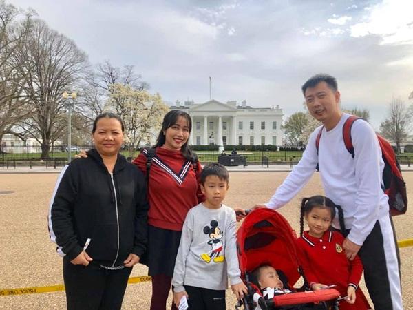 Sướng như giúp việc nhà MC Ốc Thanh Vân, được đối xử tử tế và cho đi du lịch nước ngoài