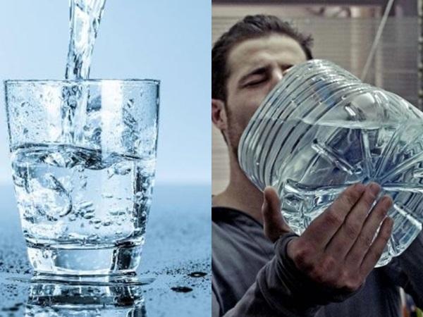 Suýt mất mạng vì uống quá nhiều nước để 'chữa' COVID-19: Bao nhiêu là quá nhiều?
