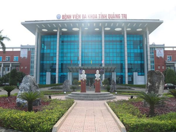 Tạm ngừng khám bệnh tại Bệnh viện Đa khoa tỉnh Quảng Trị từ 10/8