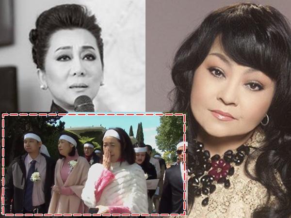 Tâm sự xót xa của Hương Lan, Kỳ Duyên khi không thể dự đám tang danh ca Thái Thanh