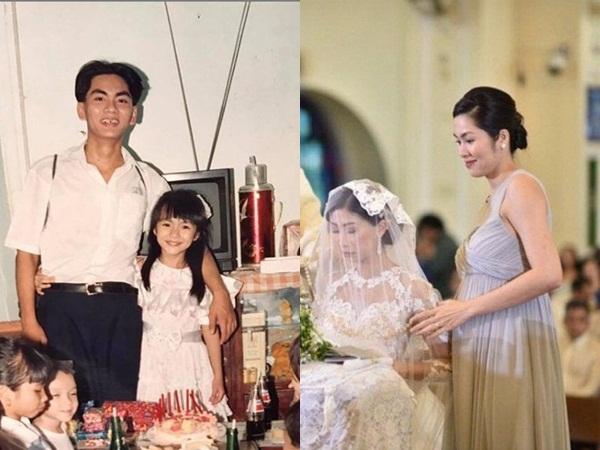 Tăng Thanh Hà khoe ảnh hiếm bên anh trai, Ngô Thanh Vân phải thốt lên 'xinh từ bé'