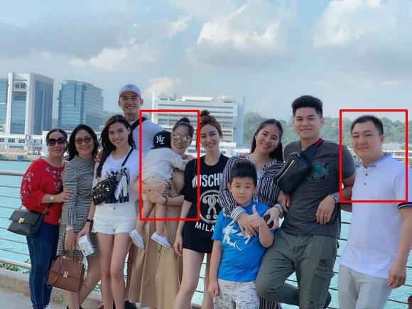 'Tay trắng' sau ly hôn phải làm việc cật lực nuôi con, Dương Cẩm Lynh bất ngờ đi chơi chung với chồng cũ