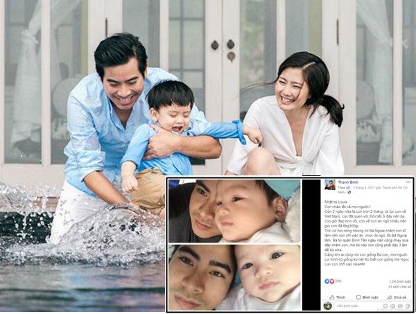 Thanh Bình bất ngờ chia sẻ lại kỷ niệm có nhắc đến Ngọc Lan, dân mạng khuyên tái hợp