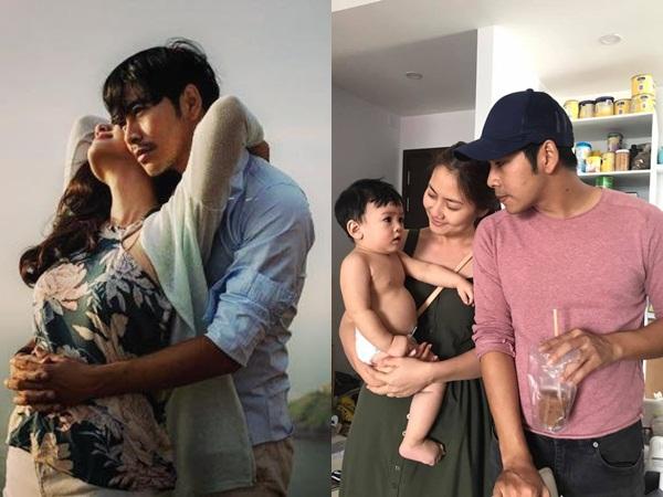 Đăng dòng trạng thái trên Facebook, Thanh Bình vô tình hé lộ sự thật cuộc sống hôn nhân với Ngọc Lan