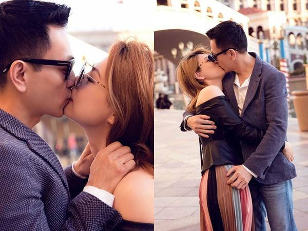 Thanh Thảo 'khóa môi' chồng say đắm, ngọt đến mức Quyền Linh cũng phải thốt lên