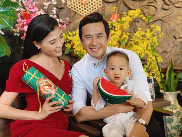 Thúy Diễm muốn sinh thêm con và đây là phản ứng khó tin của ông xã Lương Thế Thành