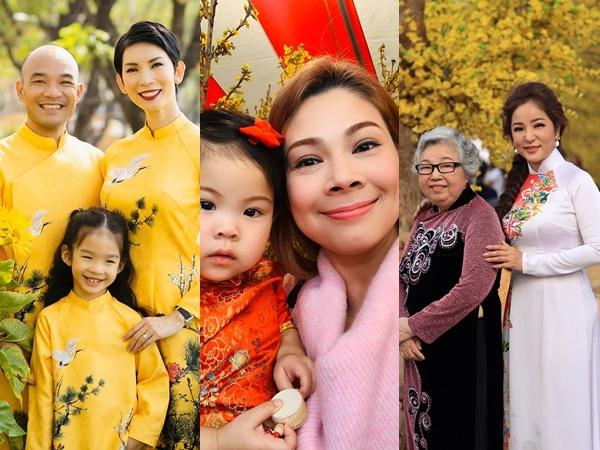 Thúy Nga, Thanh Thảo... cùng loạt sao Việt gửi lời chúc đến mọi người trong năm Canh Tý