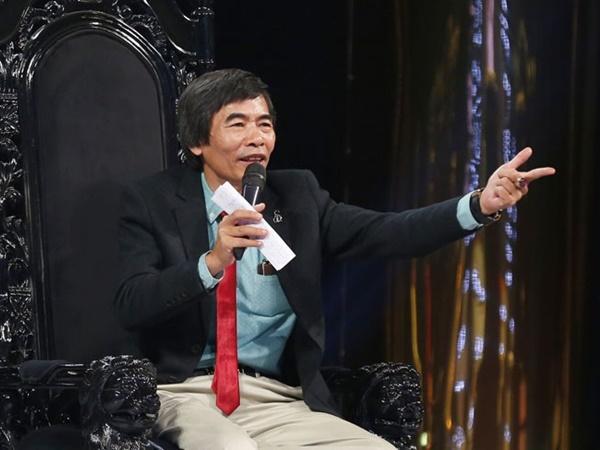 Tiến sĩ Lê Thẩm Dương: 'Hầu hết các chị trong showbiz lấy chồng đều không phải bằng não'