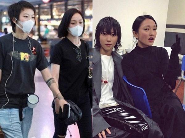 Tin đồn chấn động Cbiz: Châu Tấn tái đăng ký kết hôn, 'chồng' chính là con gái của tình địch Vương Phi?