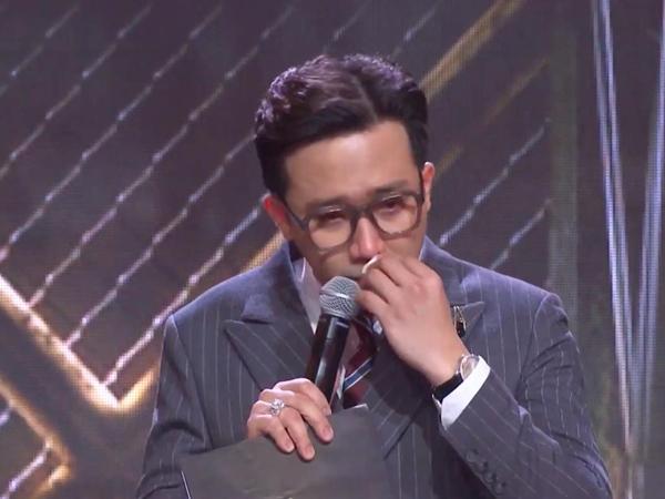 Trấn Thành tiếp tục rơi nước mắt lần thứ 2 trên sân khấu Rap Việt