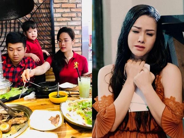 Bị tố gây khó dễ chia cách tình mẹ con, chồng cũ Nhật Kim Anh có hành động bất ngờ