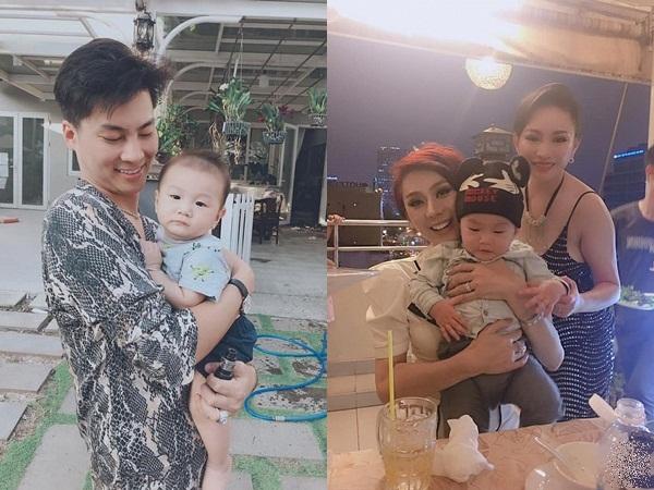 Tự hào vì con trai ngày càng ra dáng 'soái ca', Lâm Khánh Chi tuyên bố: 'Lớn lên mẹ đầu tư cho con tới bến'